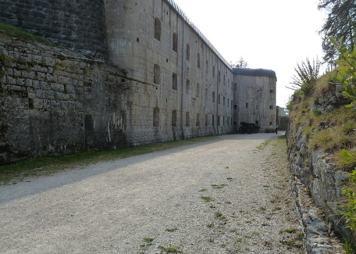 Fortress Belvedère – Gschwent, Lavarone, Italy