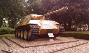 Panzerkampfwagen V Panther – Sd.Kfz. 161, With technical data on Ausf. G