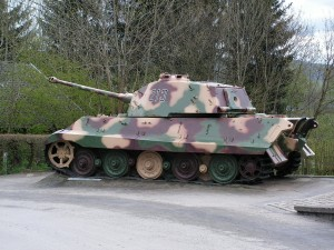 Panzerkampfwagen VI Königstiger – Sd.Kfz. 182, With technical data on Ausf. B
