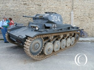 Panzerkampfwagen II – Sd.Kfz. 121, With technical data on Ausf. A
