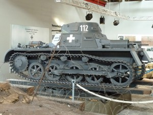 Panzerkampfwagen I – Sd.Kfz. 101, With technical data on Ausf. A