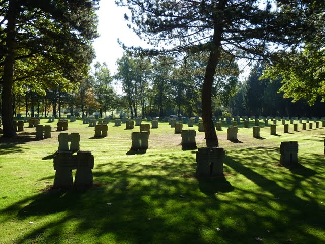 Hürtgen War Cemetery – North Rhine-Westphalia, Germany