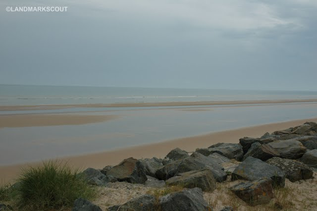 D-day: Omaha Beach Landing – Saint-Laurent-sur-Mer, Normandy, France