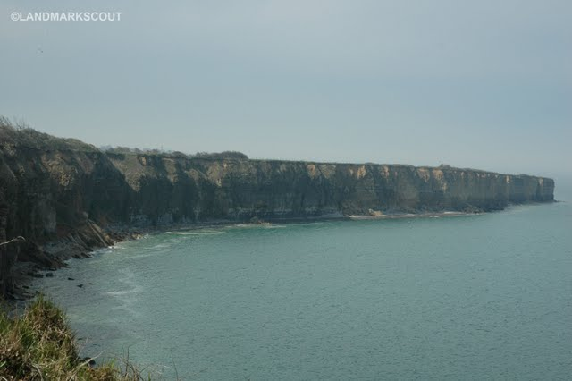Pointe du Hoc Ranger Memorial – Normandy, France