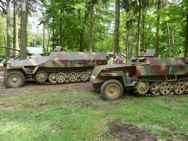 Militracks 2012 – Overloon, The Netherlands