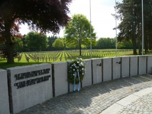 German War Cemetery Ysselsteyn, The Netherlands