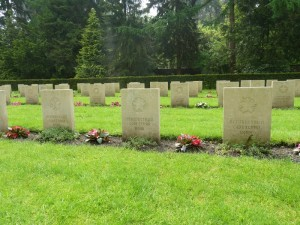 Russian War Cemetery Amersfoort – Leusden, The Netherlands