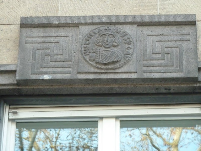 Eagles & Swastikas – Koblenz, Germany