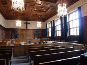 Nazi Trials Nuremberg, Courtroom 600 – Germany