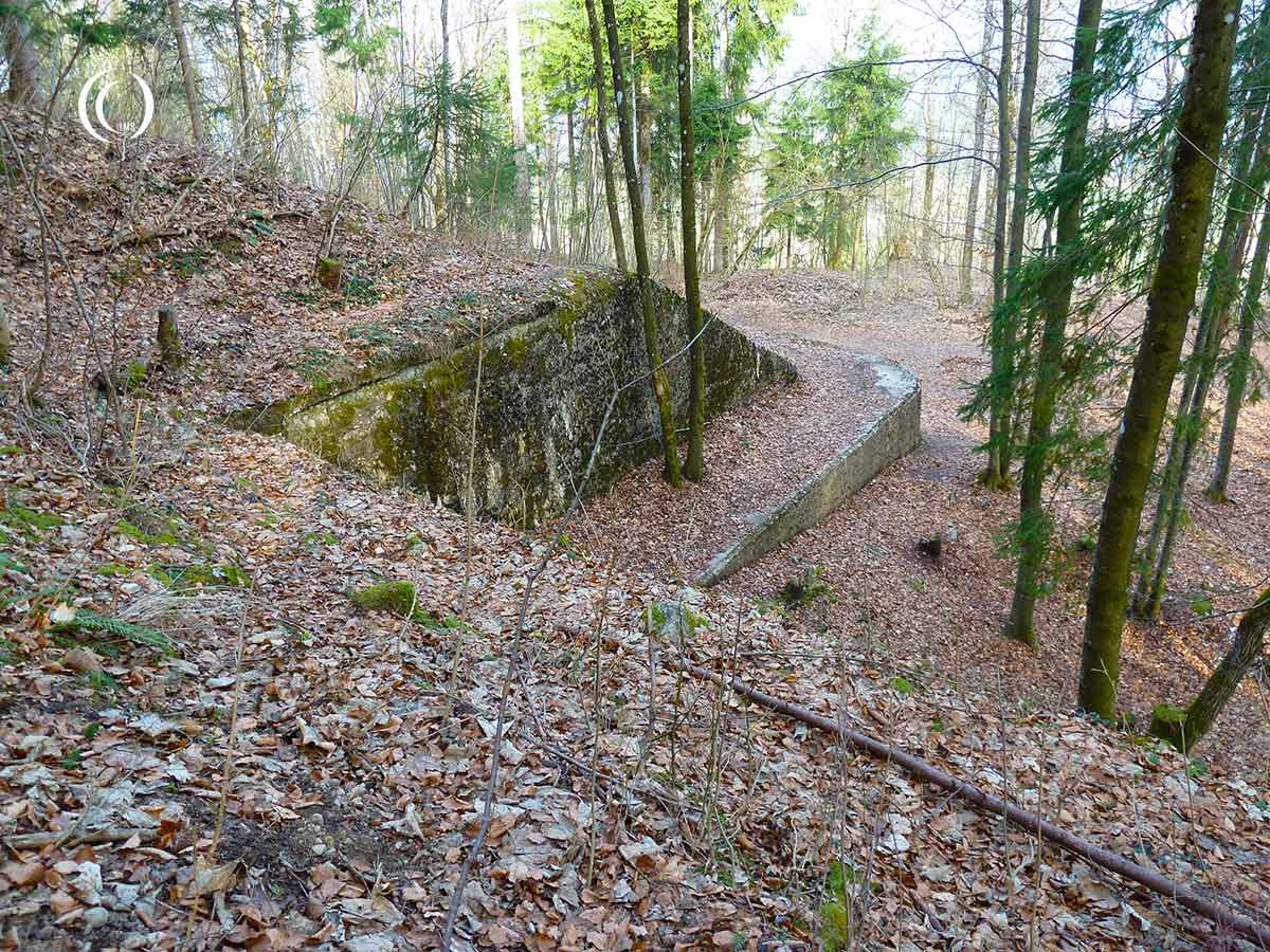 Foundations of former Berghof Berchtesgaden Obersalzberg Germany