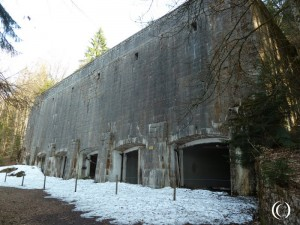 The Coal Storage Bunker, Hitler's Greenhouse and Bormann's escape tunnel – Obersalzberg, Bavaria, Germany