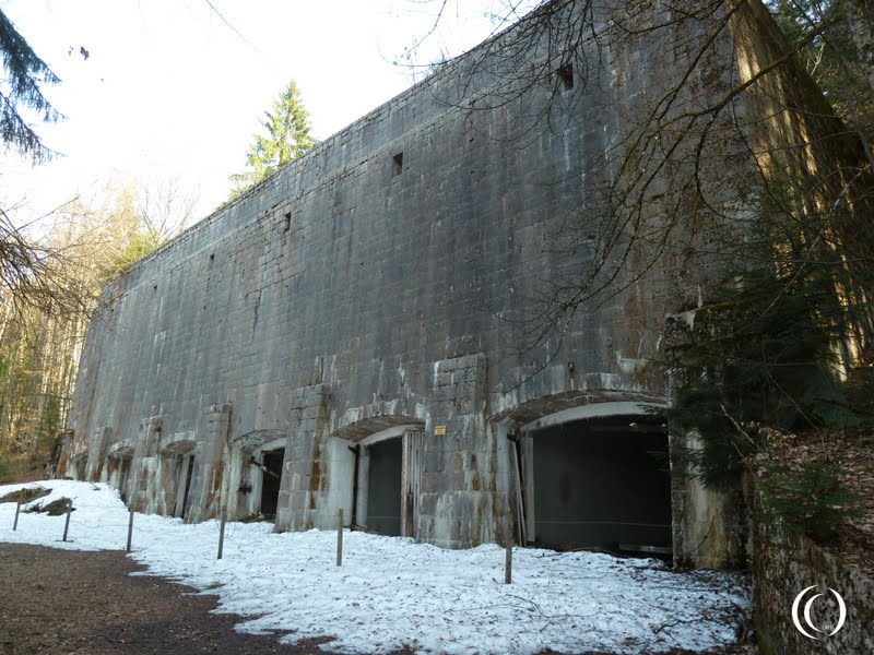 The Coal Storage Bunker, Hitler's Greenhouse and Bormann's escape tunnel - Obersalzberg, Bavaria, Germany