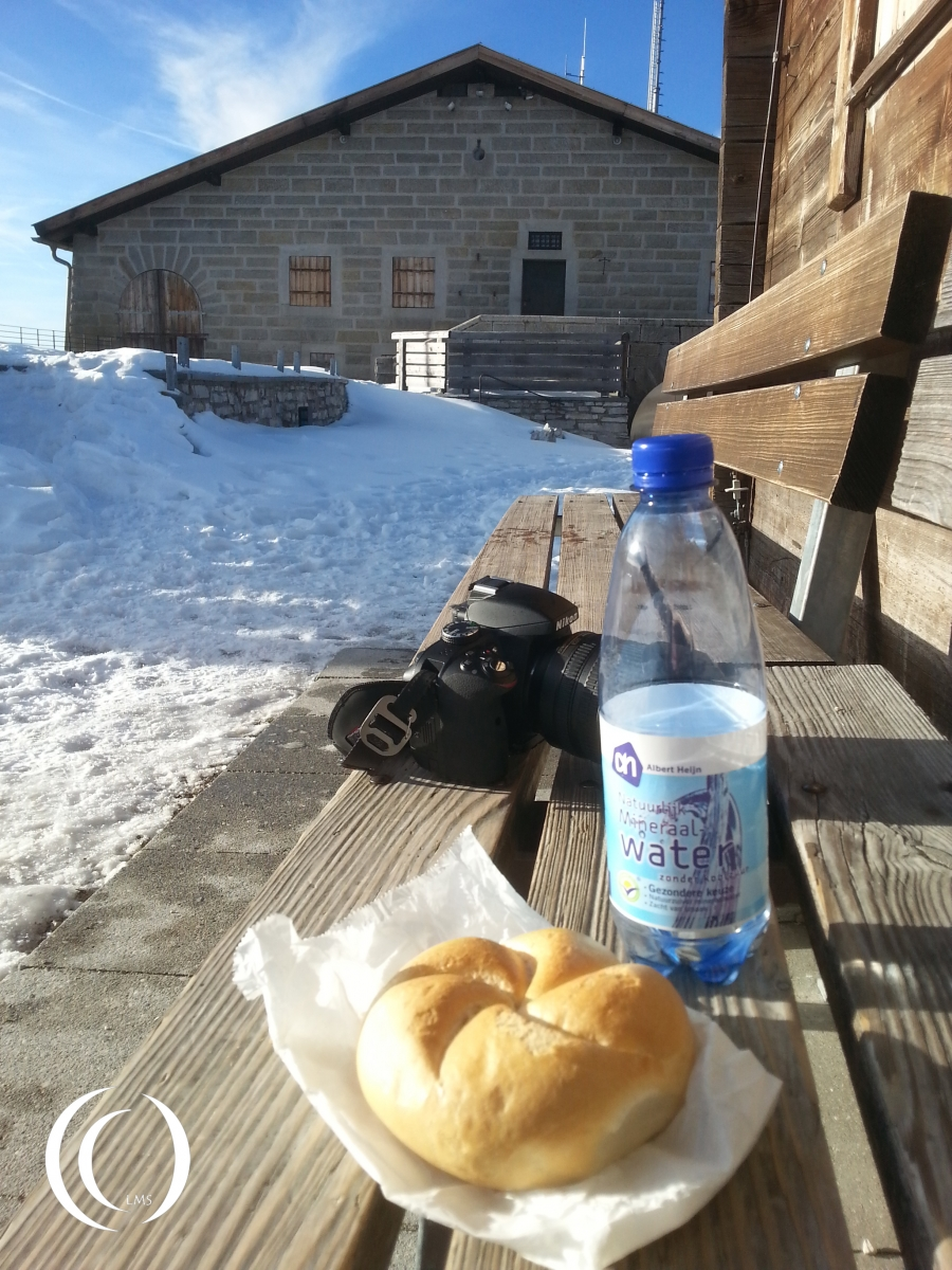 Bring your own lunch during the winter to the Eagles Nest