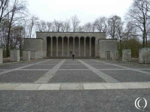 Ehrenhalle – Luitpold Arena & Luitpold Hall – The Nazi Rally Grounds in Nuremberg Germany
