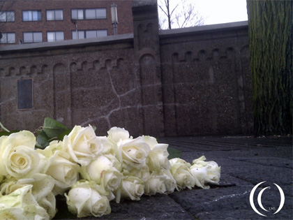 Transit Warehouse 24 Rotterdam - a Jewish Memorial in the Netherlands