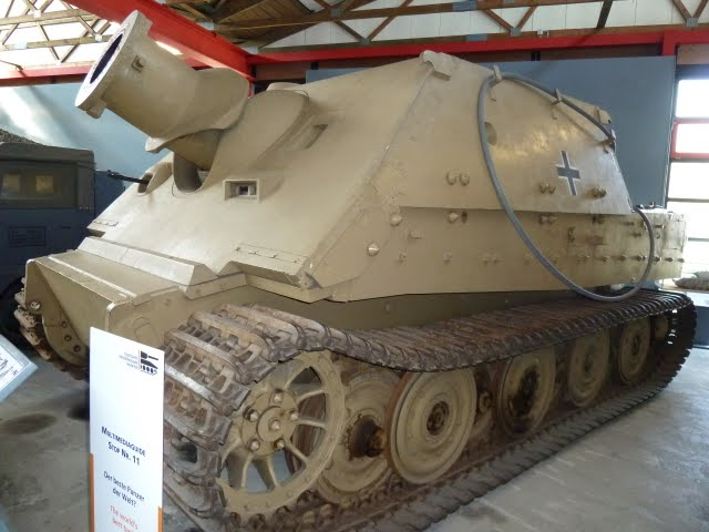 Deutsches Panzermuseum Munster – Germany