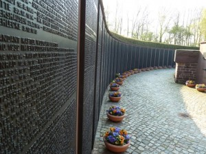 German U-boat memorial at Möltenort – Germany