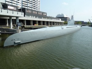U-boat 'Wilhelm Bauer' Type XXI Bremerhaven and U-boat Archive Museum Altenbruch, Germany