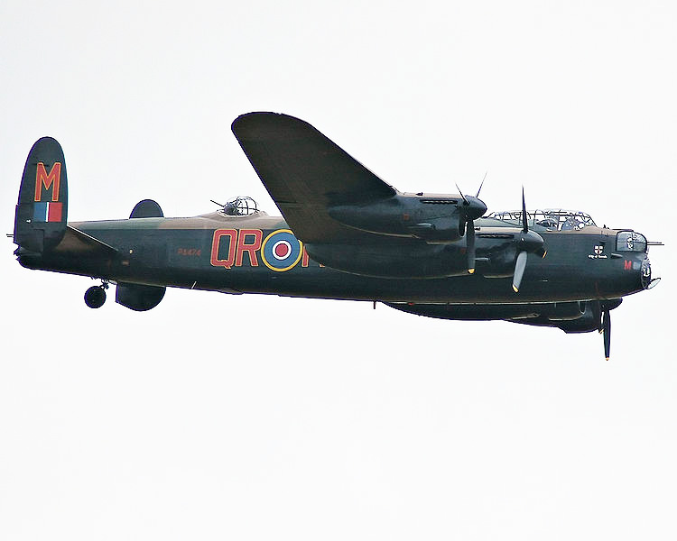 Avro Lancaster from Wikipedia