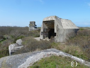 Battery Waldam, a unique defender on the Atlantic Wall – France