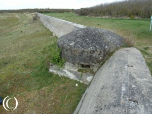 Battery Oye Plage – Atlantic Wall in France