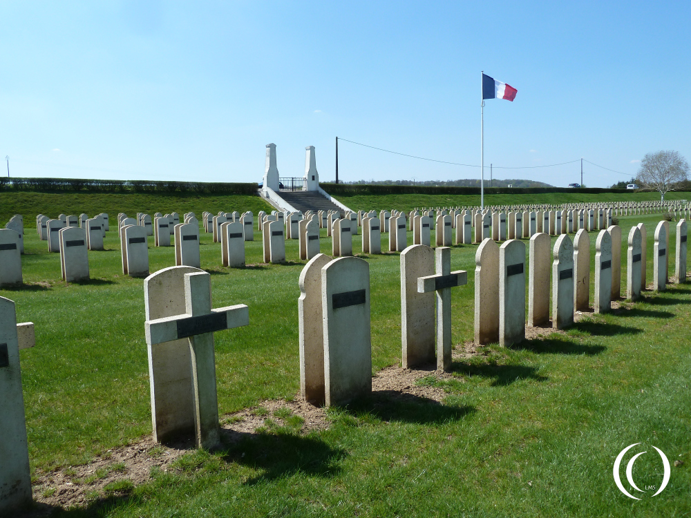 French Military Cemetery Ambleny