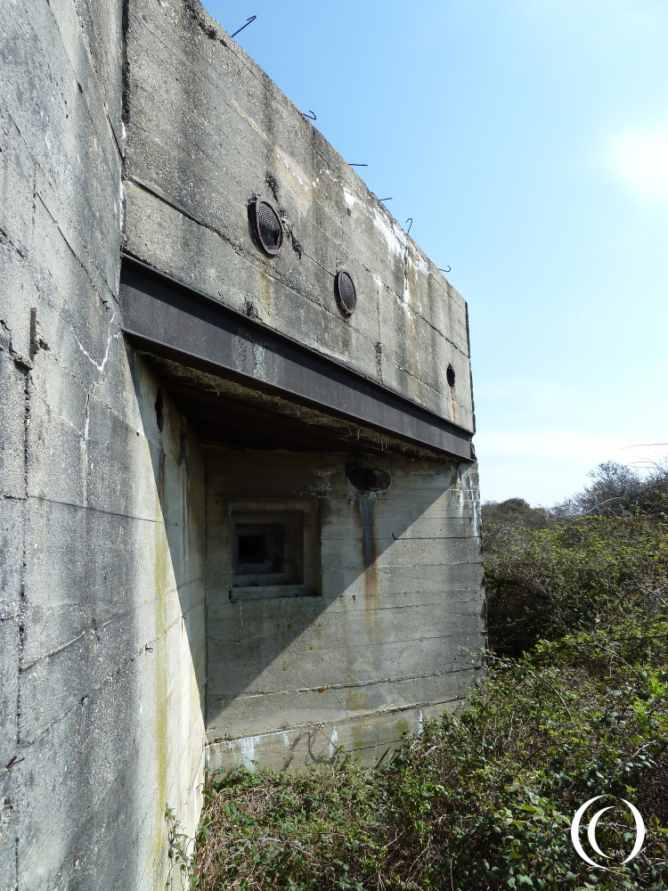 The backside of the M270 Battery Waldam