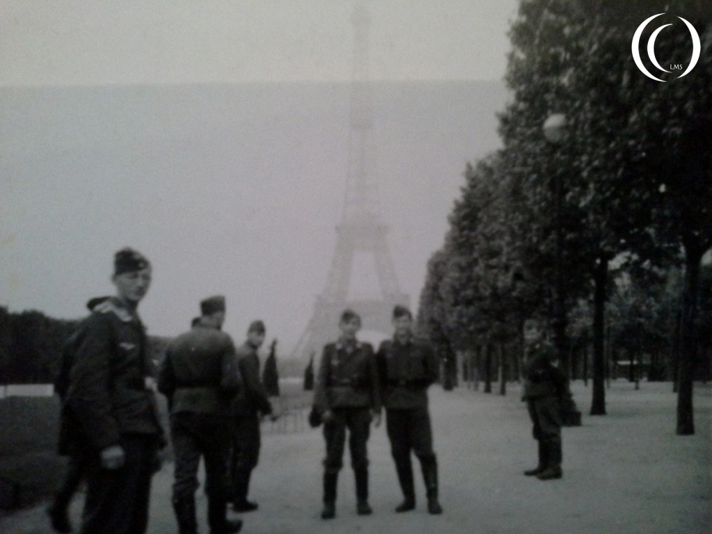 A day out in Paris