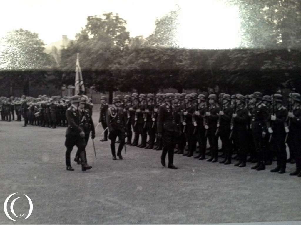 His first dispatch was on 2 Septmeber 1941 with the 5th company Flieger training Regiment 82 based in Werzen, Germany