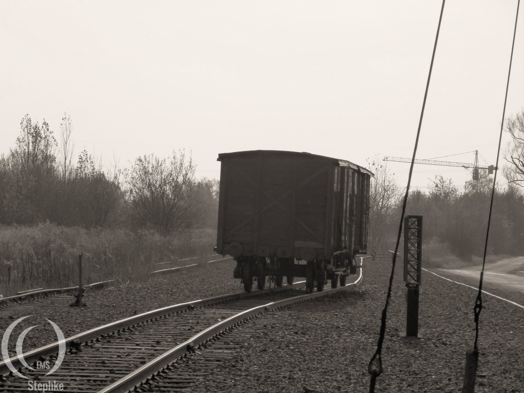 Wagon at JudenRamp