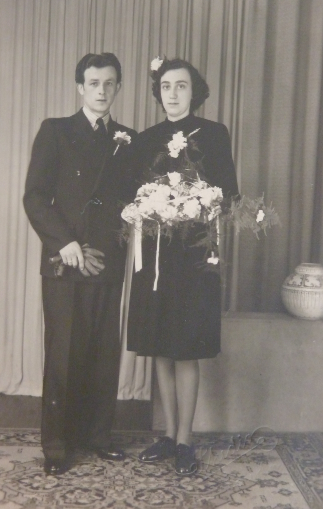 Jan and his wife Corry van Driel