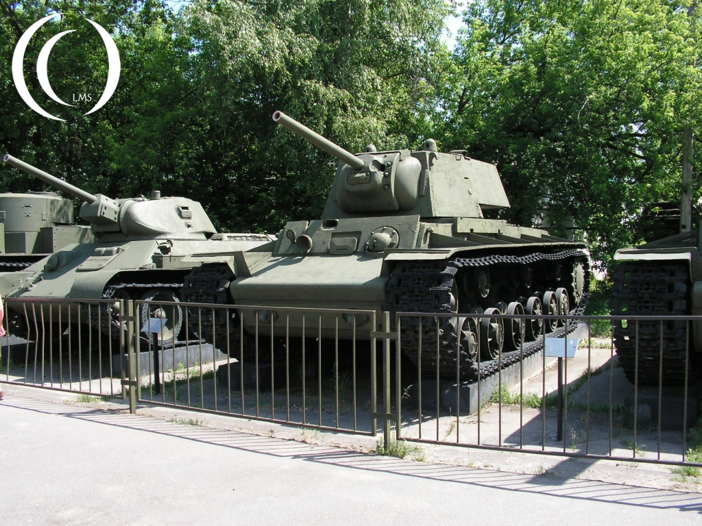 KV-1 Central Museum of the Armed Forces Moscow