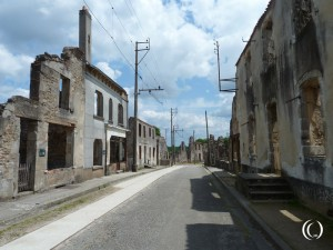 The Massacre at Oradour sur Glane Memorial Center – Limousin, France
