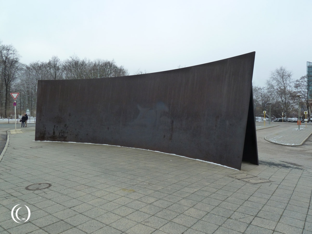 The Aktion T4 Memorial - Tiergartenstrasse 4, Berlin
