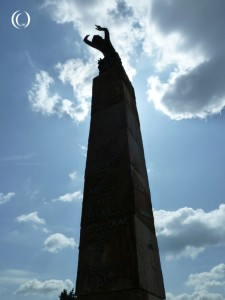 Monument of the fallen