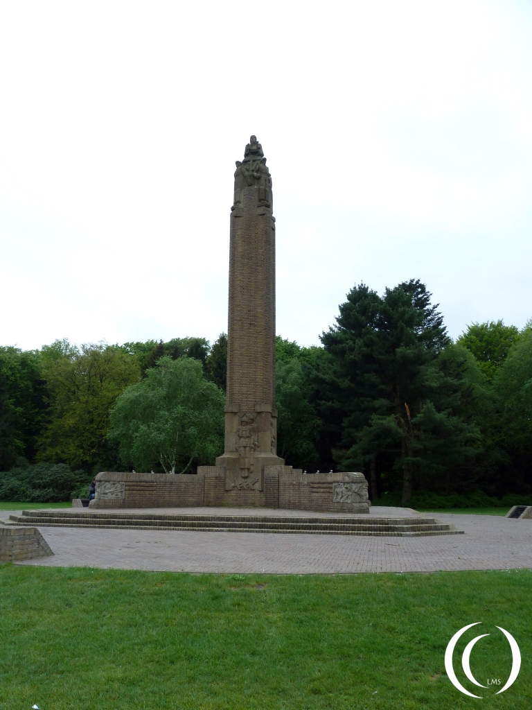 Monument near Museum Hartenstein