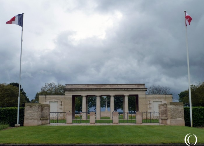Canadian War Cemetery Bretteville-Sur-Laize, Normandy – France
