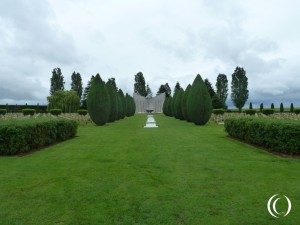 The only Polish Cemetery in France, near Grainville–Langannerie & Urville