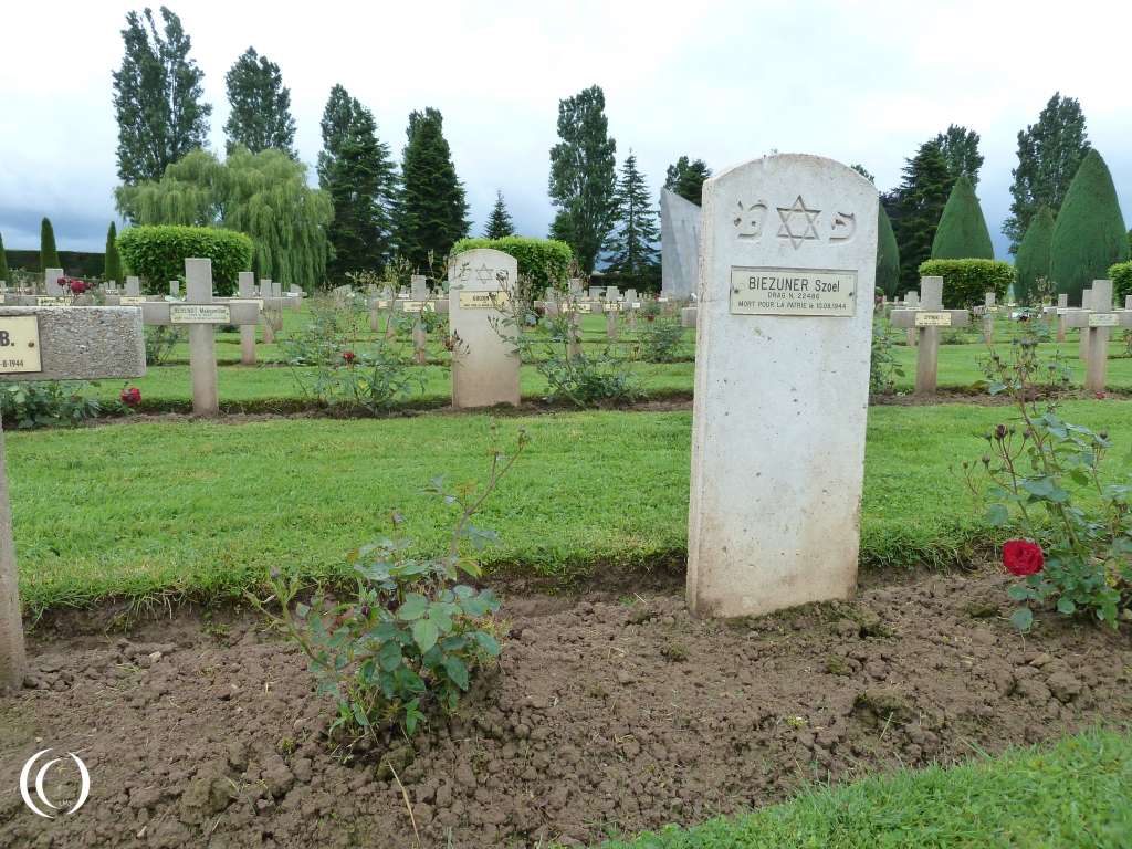 Jewish Polish Soldiers on the field of honour