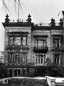 The villa at the Tiergartenstrasse 4 in Berlin from where Aktion T4 was run