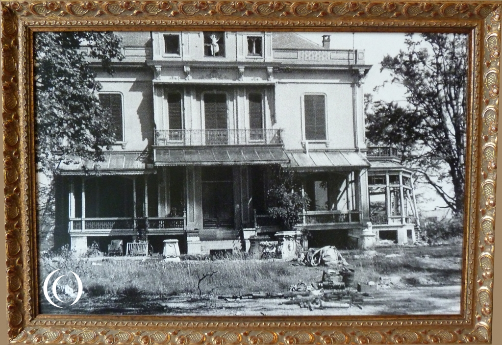 A photo of Hotel Hartenstein during or after Operation Market Garden