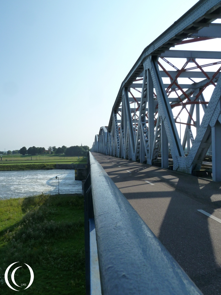 John S. Thompson bridge in Grave, the 11th bridge of Operation Market Garden