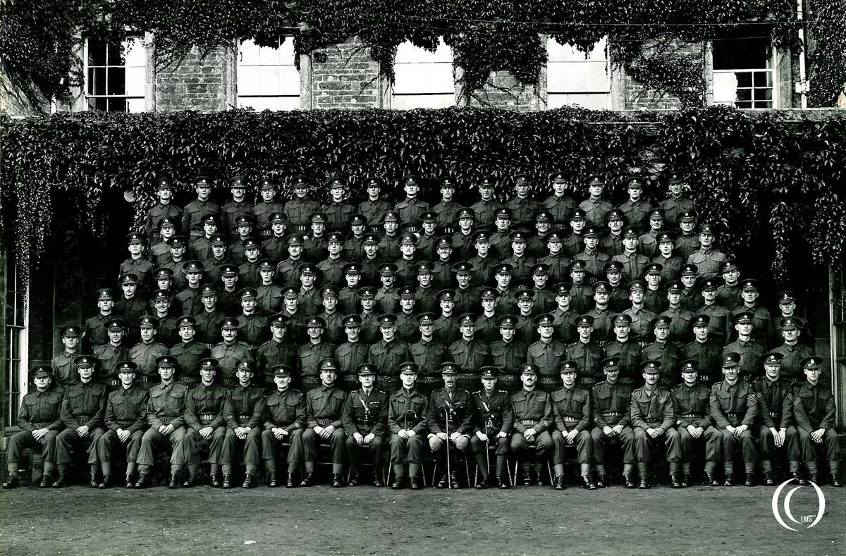 4th Battalion Coldstream Guards, Sergeants mess in 1942