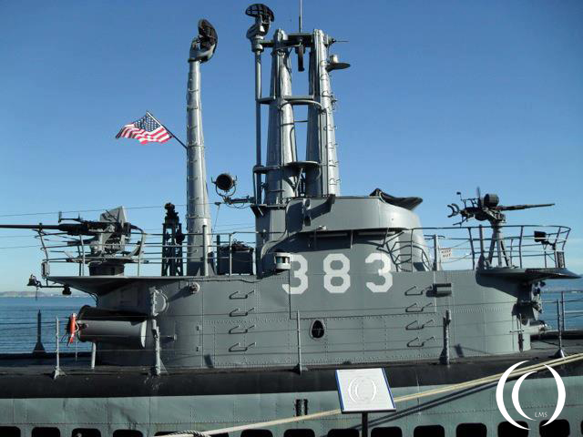 USS Pampanito - the SS 383 in San Francisco