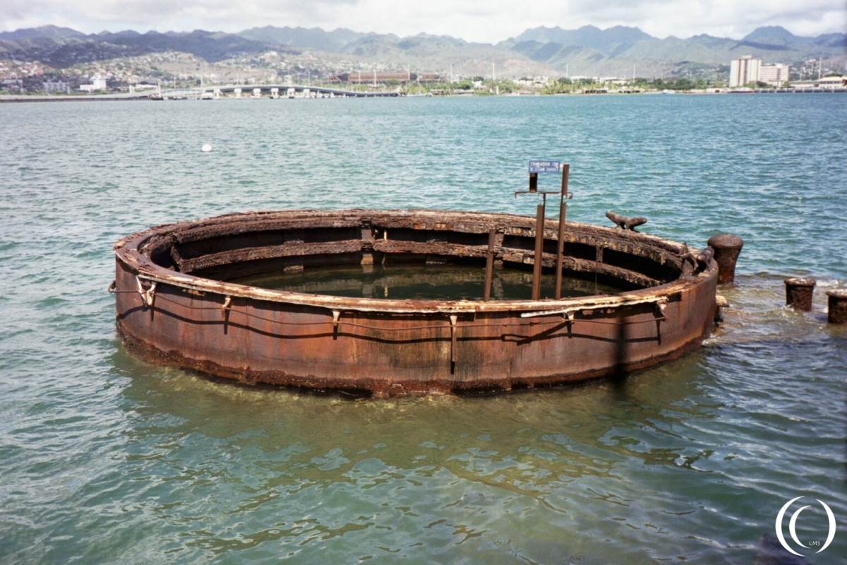 USS Arizona - Photo Marcel Langeslag