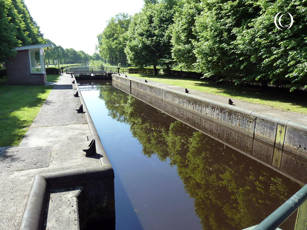 The sluice at Orvelte