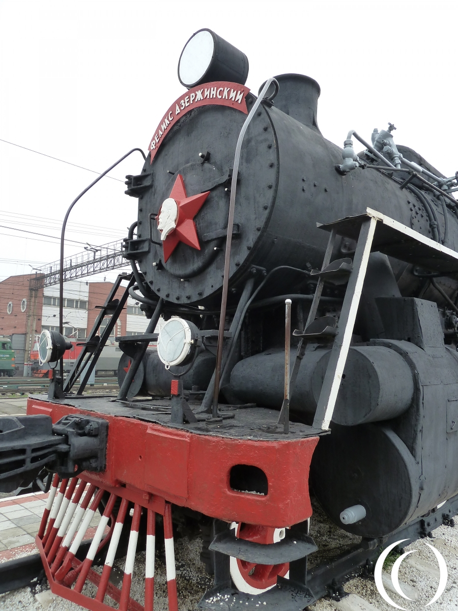 FD20 Locomotive front Kurgan