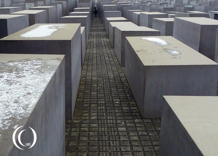 The Holocaust Memorial – Berlin, Germany