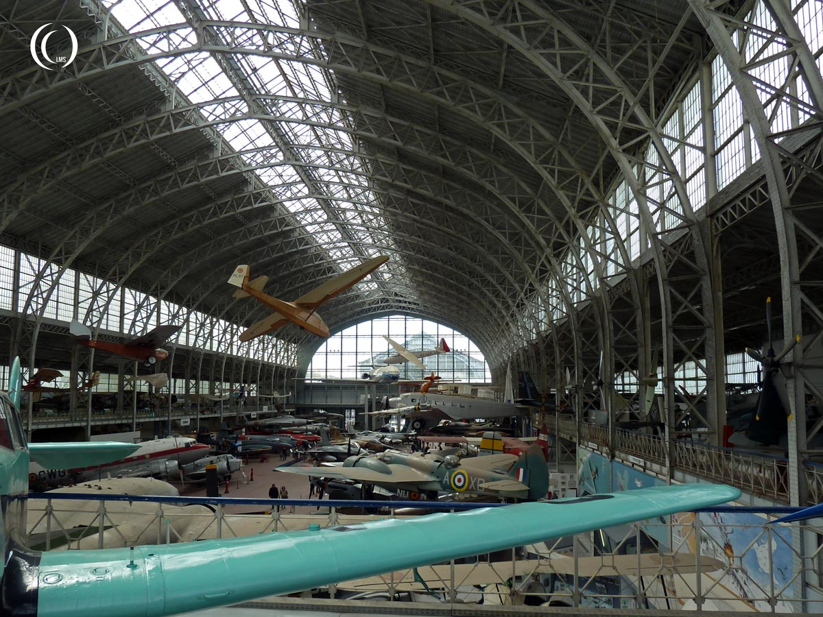 Royal-Army-Museum-Brussels-Airplanes