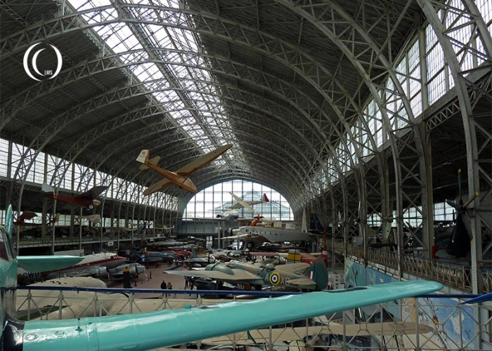 Royal Museum of the Armed Forces and Military History – Brussels, Belgium